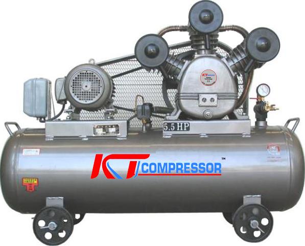 Oil-free-compressor